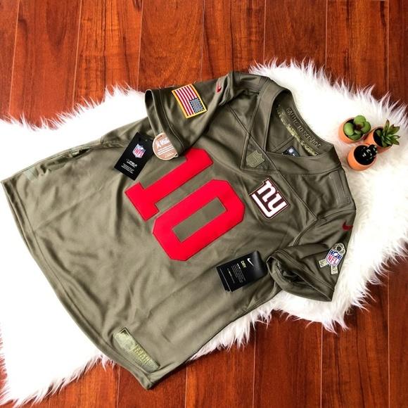 19efc79fd New York Giants Nike Eli Manning 10 Limited Jersey. NWT